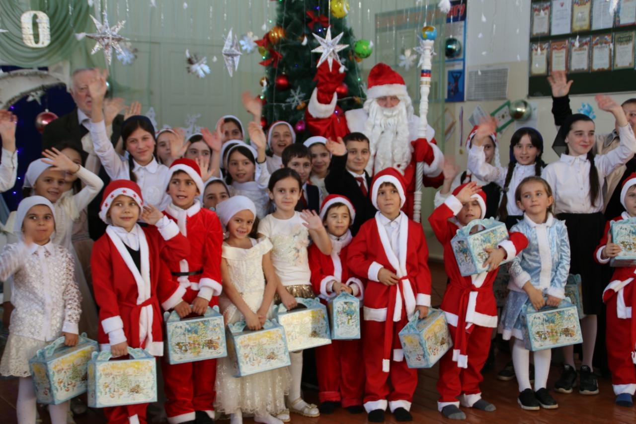 Добрый Новый год для детей