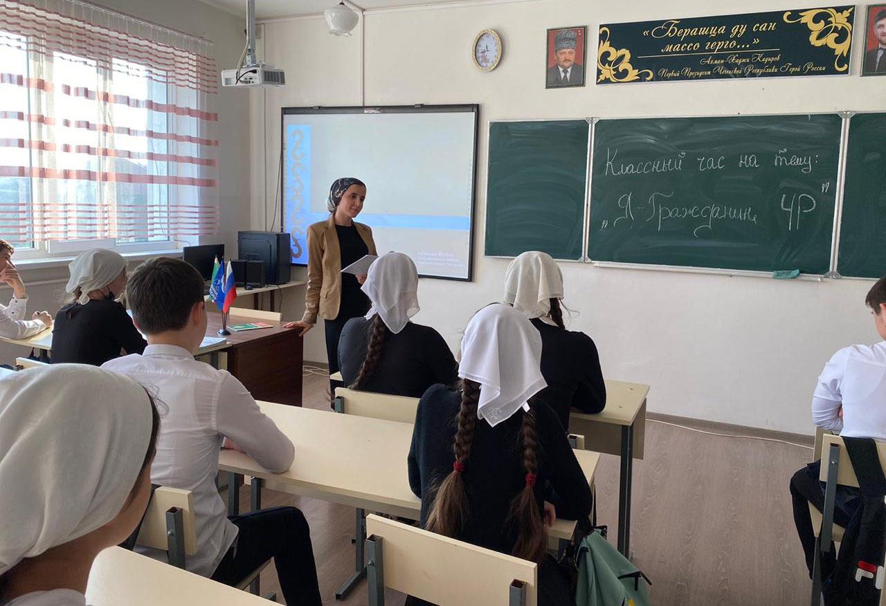 Медни Цураева – учитель нашего времени